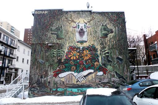 Grafites Montreal 6