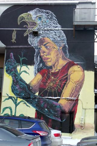Grafites Montreal 7