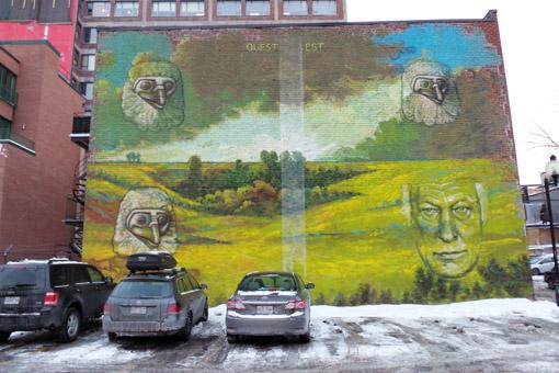 Grafites Montreal 8