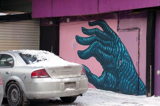 Grafites Montreal 9