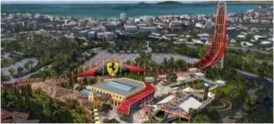 Ferrari Land Espanha