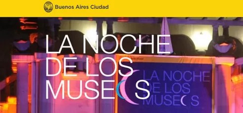 Noite dos Museus Buenos Aires