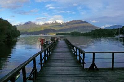 pier patagonia chilena