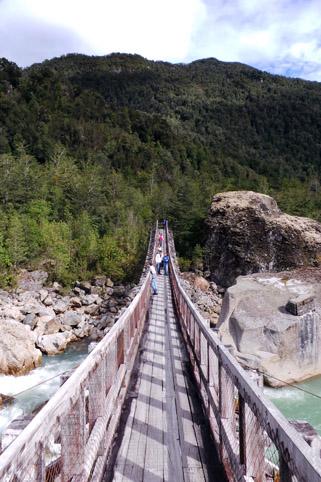 Parque Nacional Queulat Ponte