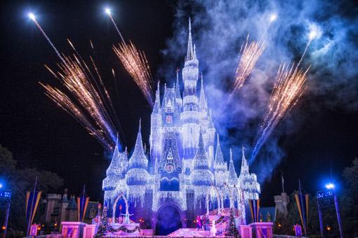 castelo congelado pela Elsa