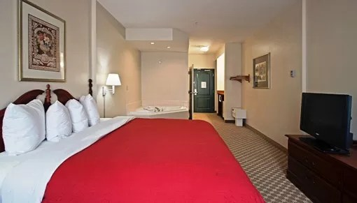Country Inn & Suites Universal Orlando suite