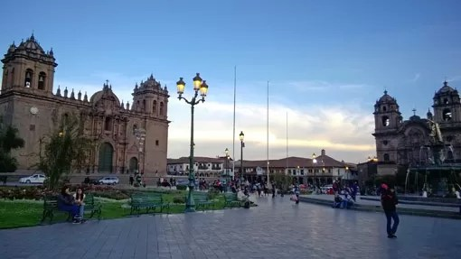 Cusco Praca