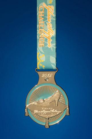 Medalhas Meia Maratona com Princesas da Disney 2