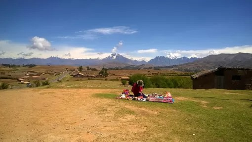 Paisagem Peru