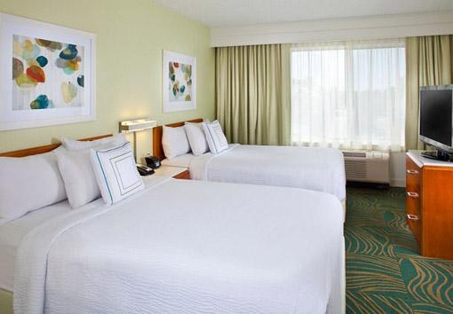 SpringHill Suites by Marriott Orlando Lake Buena Vista suite