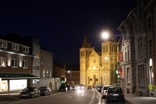Igreja centro Rochefort