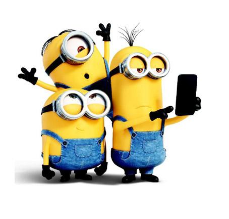 Minions_Selfie
