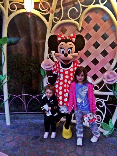 Disney Minie