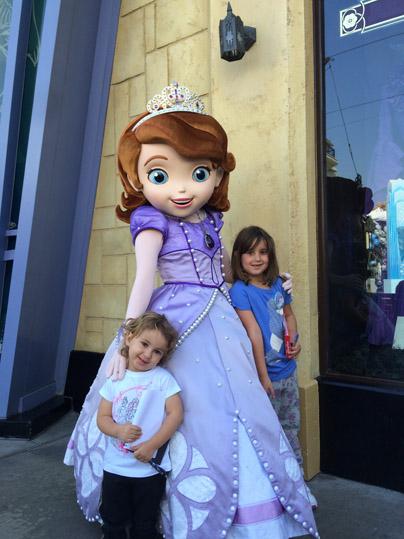 Disneyland Sophia