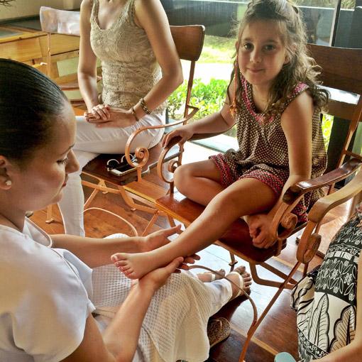 massagem Vi