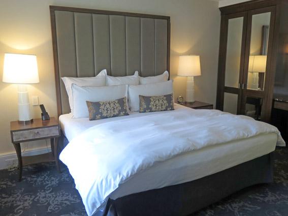 Relais & Châteaux The Surrey cama melhor