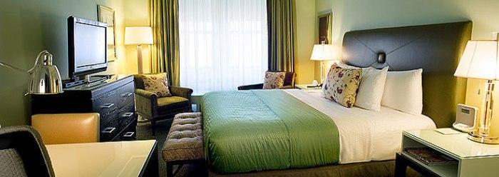 kingroom Beacon Hotel NYC