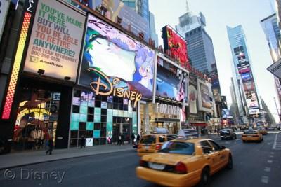 Disney Store Times Square - Imagem Disney