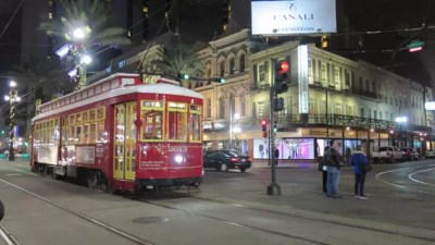 Canal Street New Orleans