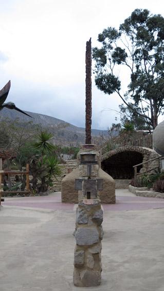 Museu Intiñán linha