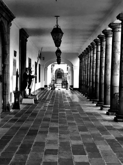 Palacio presidencial Equador