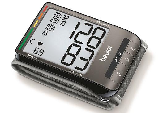 Monitor de pressão