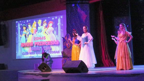 Show das Princesas Club Med