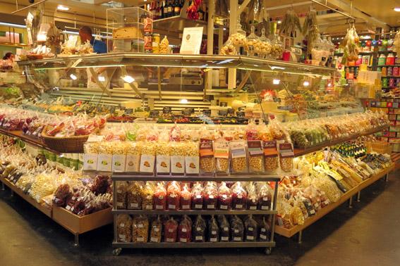 Stuttgart Market Hall - Mercado Municipal de Stuttgart