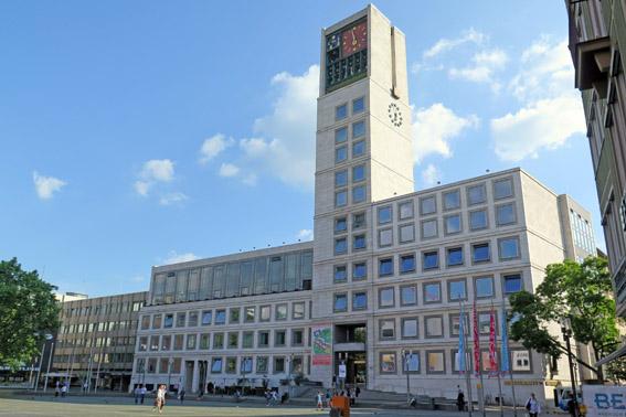 Prefeitura de Stuttgart, Alemanha