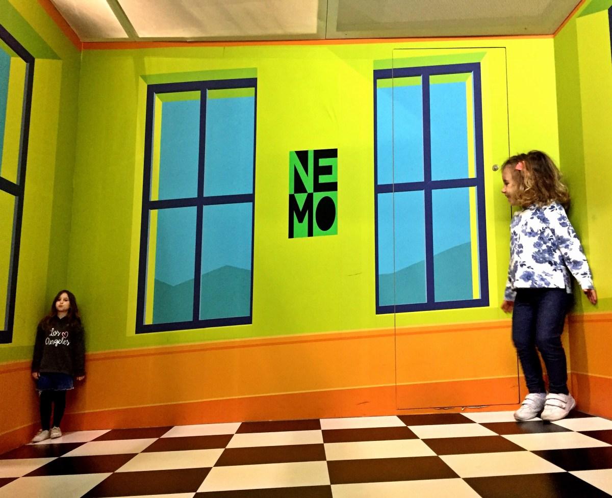 Amsterdam com criança - Nemo Amsterdam