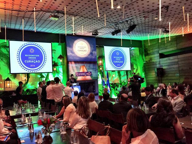 Curaçao Recognition Award