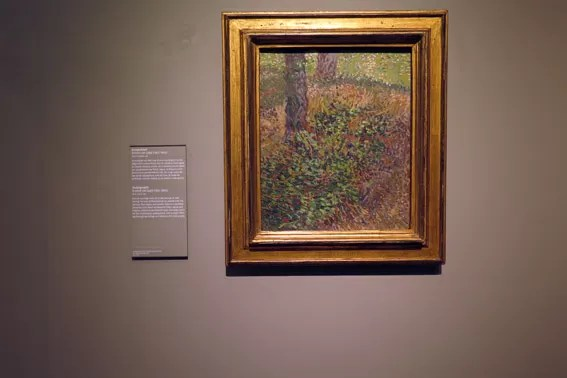 Obras do Van Gogh no Rijksmuseum, Amsterdam