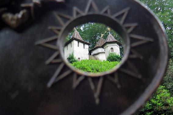 reflexo-castelo efteling Holanda