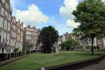 Begijnhof – o jardim secreto no centro de Amsterdam