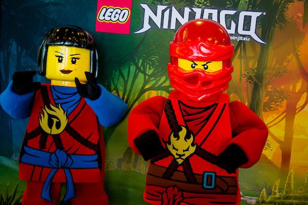 LEGO NINJAGO World