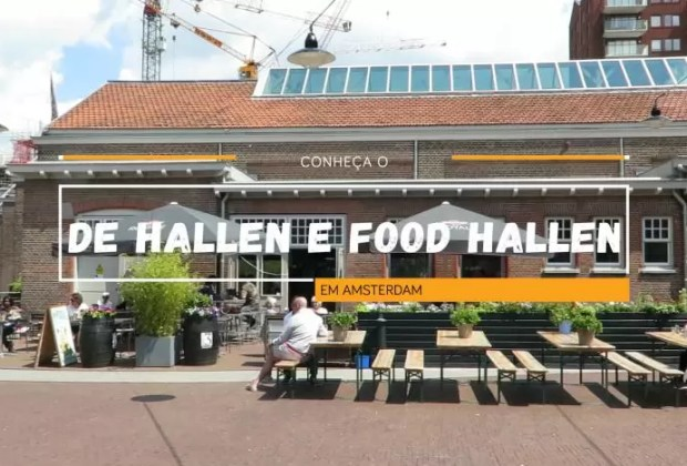 De Hallen Food Hallen