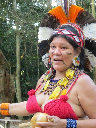 Reserva Indígena da Jaqueira é uma aldeia pataxó