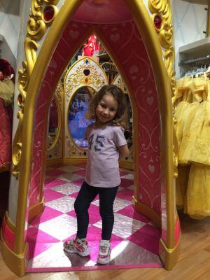 Disney Store Eaton Center