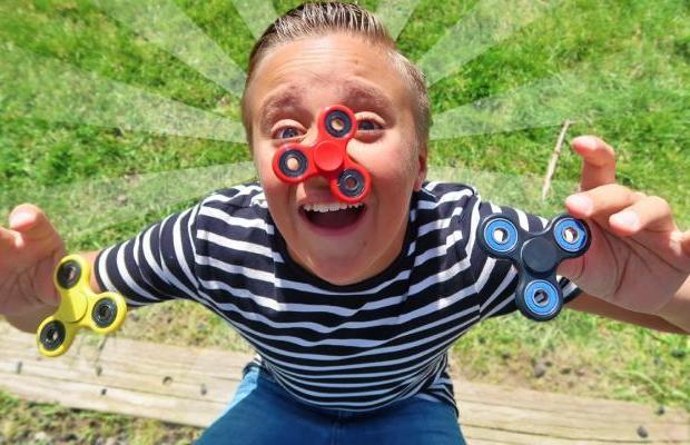 brincar spinner