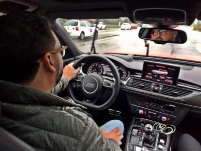 Caraigá Audi Sport Experience