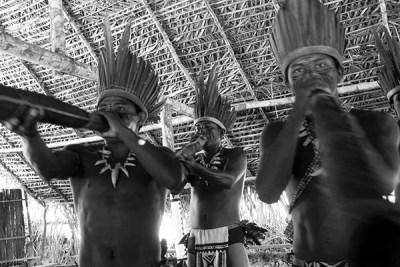 Indios do Alto Rio Negro Amazonia