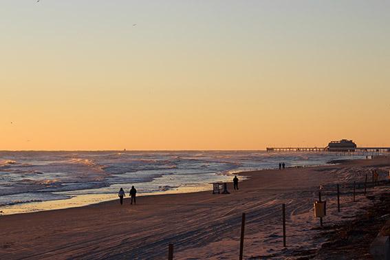 Daytona Beach - Praia e Pier