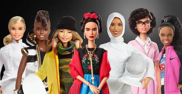 Barbie Sheroes