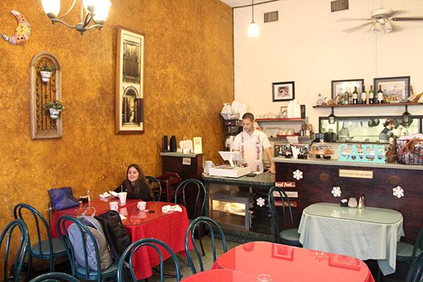 La Herencia Café