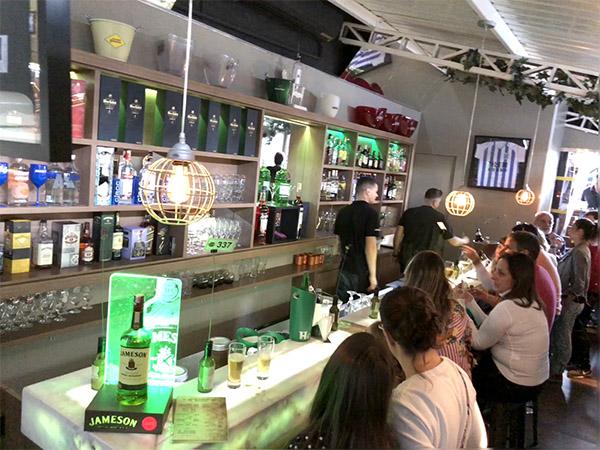 O bar do Che Barbaro