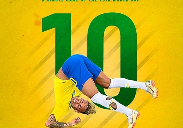 #ajanelanacopa #WorldCup   #Copa2018   #CopaNaGlobo #ESPNNaRussia #FOXNaRússia #SouSporTVnaCopa #CopanoGe #SelecaoSportv