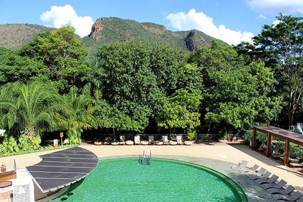 Rio Quente Resorts - Hotel Turismo - Piscina