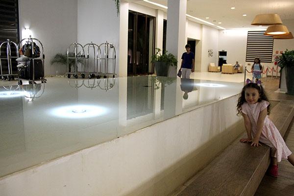 Rio Quente Resorts - Lobby Hotel Cristal