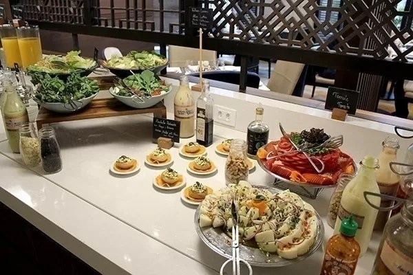 Hilton Morumbi buffet brunch