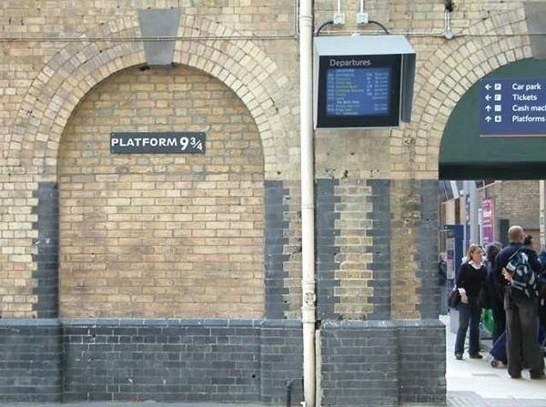 Plataform Harry Potter